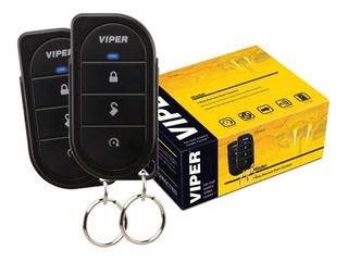 Alarmas Auto Viper Control Antenna Sensor Golpes Sirena 3106