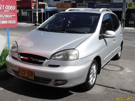 Chevrolet Vivant 2000cc