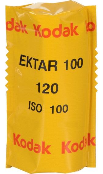 2 Filmes Kodak Professional Ektar 100 120