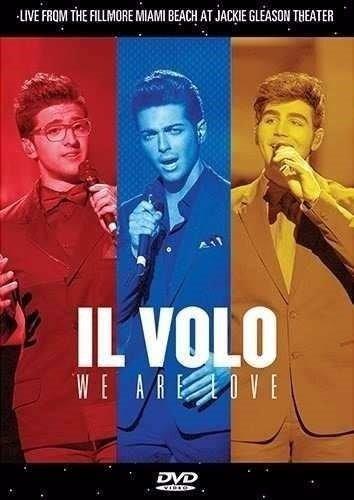 Dvd Il Volo - We Are Love