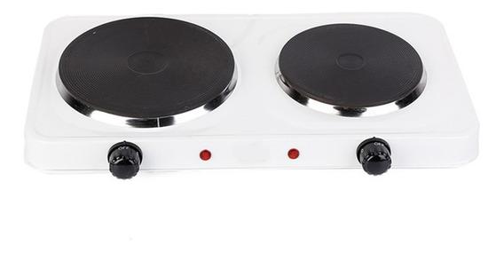Cocina Electrica 2 Dos Hornillas 2000w Portatil Rapida