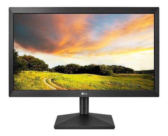 """Monitor LG 20MK400HB led 19.5"""" preto 110V/220V"""