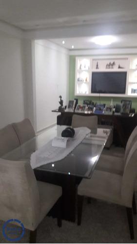 Casa Com 2 Dorms, Vila Belmiro, Santos - R$ 900.000,00, 220m² - Codigo: 8366 - V8366