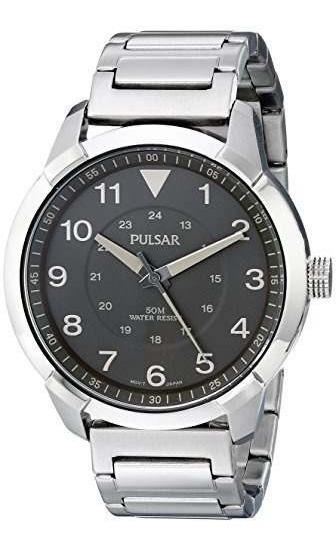 Reloj De Pulsera Analogico De Cuarzo Analogico Pg2025 Para H