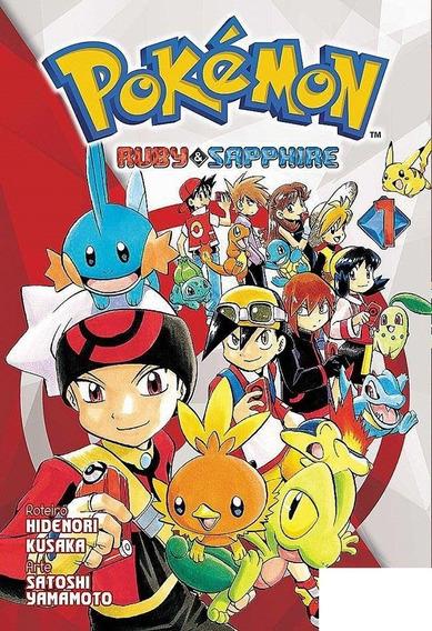 Pokémon: Ruby & Sapphire N° 1