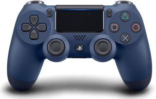 Control Ps4 Azul Media Noche 2da Gen Dualshock 4 Midnight
