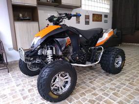 Quadriciclo Top De Linha 350cc Mad Max C/ Apenas 185 Km