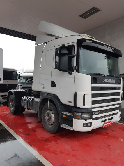 Scania P124 R400 4x2 2005 Selectrucks