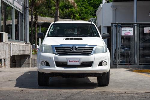 Toyota Hilux 3.0tdi 4x4 Sr D/c 2014 Taraborelli Usados #