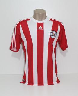Camisa Original Paraguai 2008/2009 Home