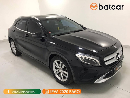 Mercedes-benz Gla 200 1.6 Cgi Advance 16v Turbo Flex 4p