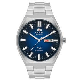 Relógio Orient Masculino 469ss086 D1sx Automático Prateado