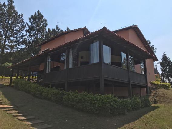 Casa Em Condomínio Com 3 Quartos Para Comprar No Estância Alpina Em Nova Lima/mg - Ci4834