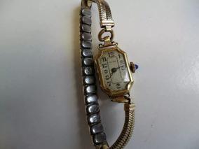 Relógio Suiza Em Ouro. Antigo E Raro - Usado