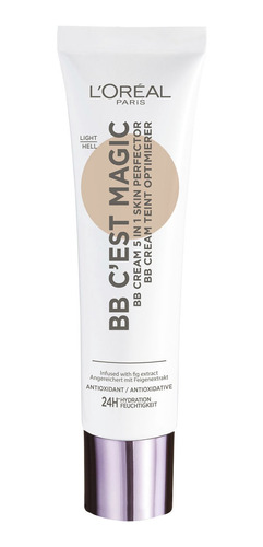 Base L'oréal París Bb Cream C'est Magic X 30 Ml