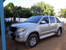 Toyota Hilux 2.7 Srv Cab. Dupla 4x4 Flex Aut. 4p 2013