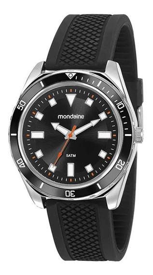 Relógio Mondaine Masculino 53769g0mvni2 Com Nf
