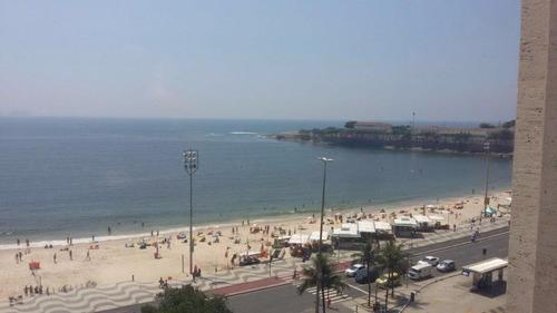 Imagem 1 de 14 de Kitnet Com 1 Dormitório À Venda, 40 M² Por R$ 1.250.000,00 - Copacabana - Rio De Janeiro/rj - Kn0243