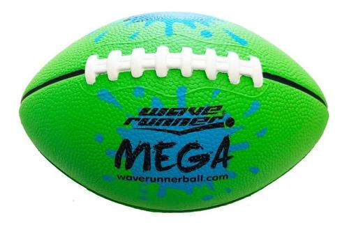Pelota Football Americano Wave Runner Ball Verde