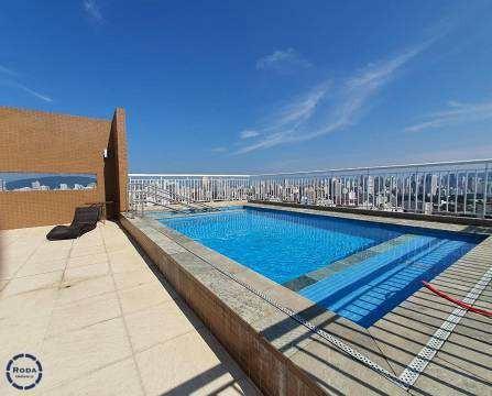 Apartamento Com 2 Dorms, Macuco, Santos - R$ 395 Mil, Cod: 19538 - V19538