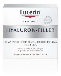 Eucerin Hyaluron Filler Crema De Dia Rellenadora Arrugas Ps