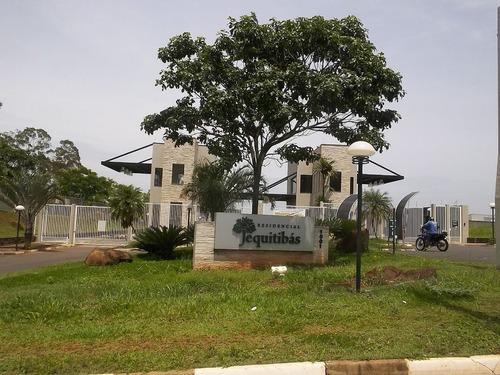 Terreno - Condomínio Residencial Jequitibás