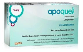Apoquel Dermatológico Zoets 16mg 20 Comprimidos Agosto/2020