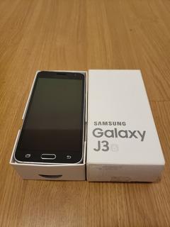 Celular Galaxy Samsung J3 8gb Preto