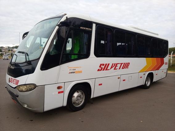 Micro Ônibus Rodoviário Marcopolo Senior, Volkswagem 9-150