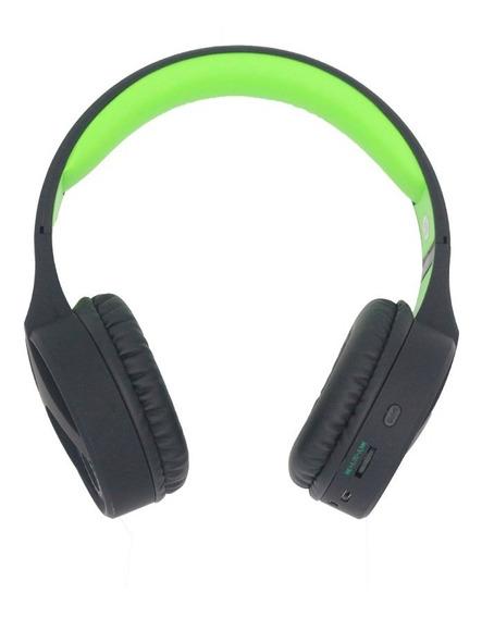 Fone De Ouvido Headset Gamer Sem Fio Várias Cores
