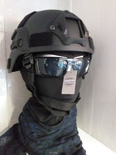 Casco Tactico Gotcha Airsoft No Balistico