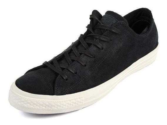 Converse Ct Ox Black Suede Style Black 26.0 Cm