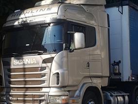 Scania R420 Highlile No Báu Sider