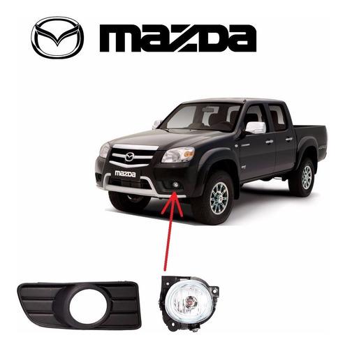 Faro Antiniebla Mazda Bt50 2006-2012 Derecho O Izquierdo