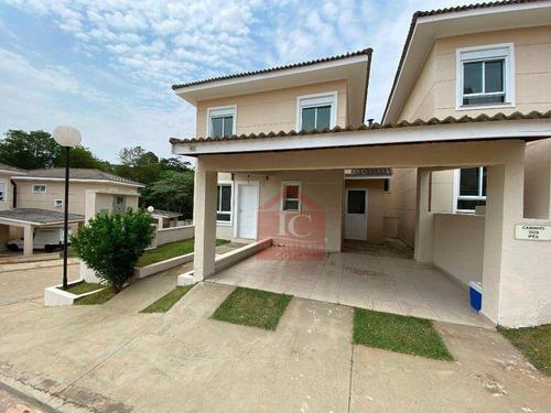 Imagem 1 de 21 de Casa Com 3 Suítes À Venda, 200 M² Por R$ 805.000 - Jardim Da Glória - Cotia/sp - Ca1470