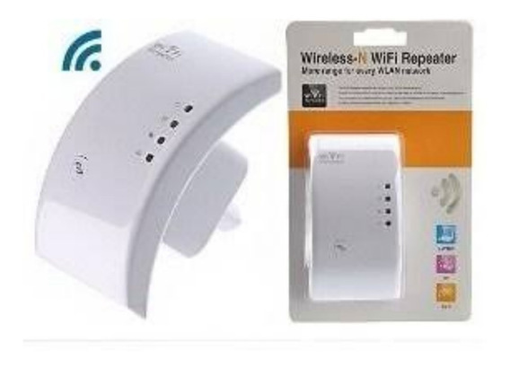 Repetidor Roteador Expansor De Sinal Wireless Wifi