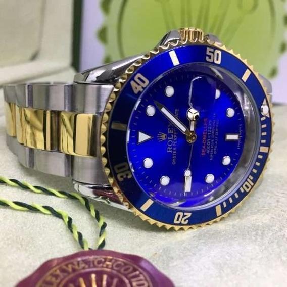Relógio Rolex Pulseira De Metal Submariner