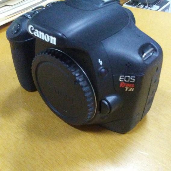 Camara Canon T2i Rebel