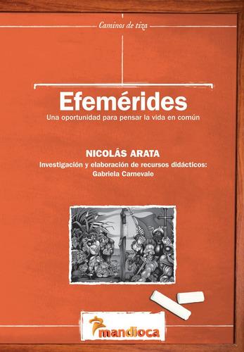 Efemérides - Editorial Mandioca