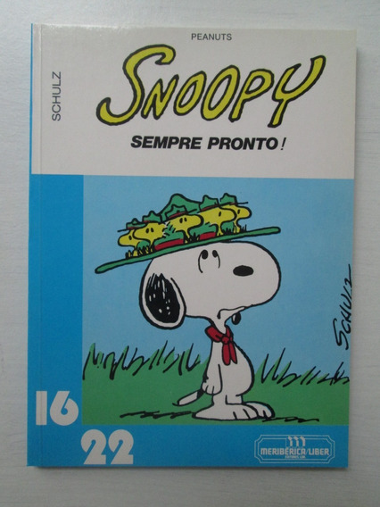 Snoopy - Colecção 16x22 - Nº 9 - Meribérica - 1983