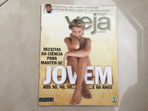 Revista Veja 23 Política Moda Lula Editora Abril 2003 L213