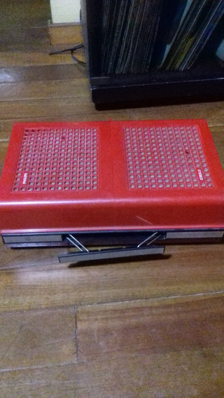 Carcaça Toca Discos Vitrola Philips 623