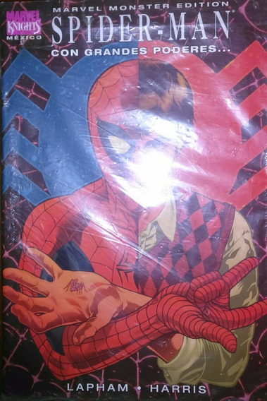 Spiderman: Con Grandes Poderes Marvel Monster Edition