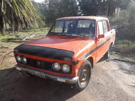 Toyota Hilux 2.4 D/cab 4x2 D 1988