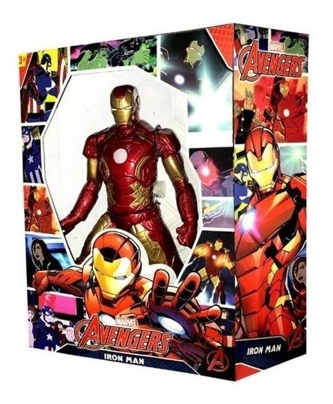 Avengers Iron Man Muñeco Jyj00515