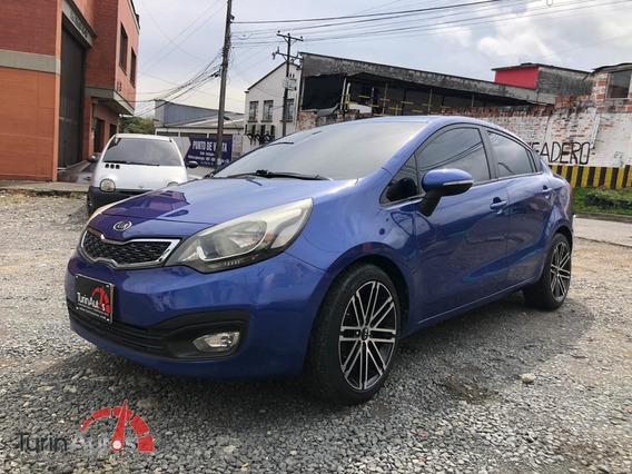 Kia Rio Sedan Ub Ex 1400 Mt 2013