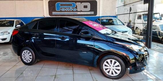 Hyundai Hb20s Sd Comfort Plus 1.6 Flex Automático Único Dono