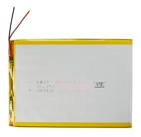 Batéria Tablet 9 E 10 Polegadas 2 Fios 5000 Mah