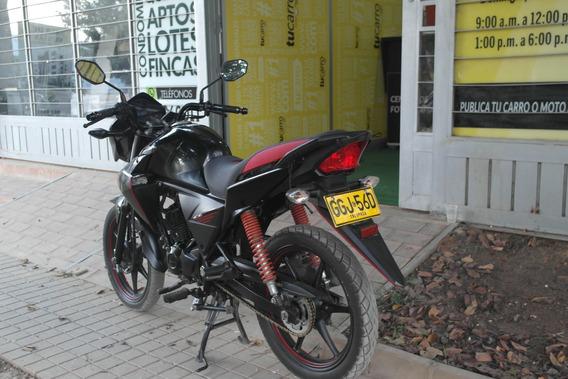 Honda Cb 110 Modelo 2015