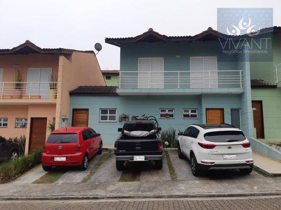 Sobrado Com 3 Dormitórios À Venda, 200 M² Por R$ 750.000,00 - Parque Santa Rosa - Suzano/sp - So0160